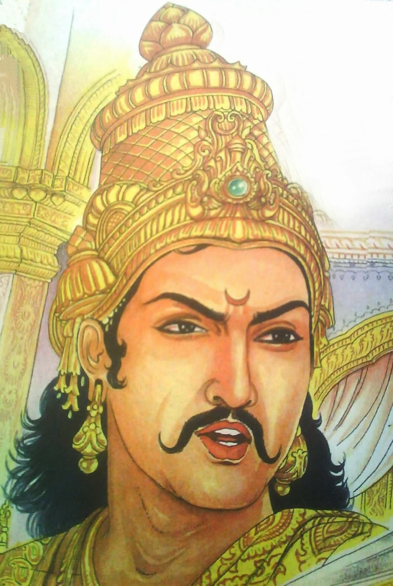 Image result for raja raja cholan bother Adithya Karikalan, images